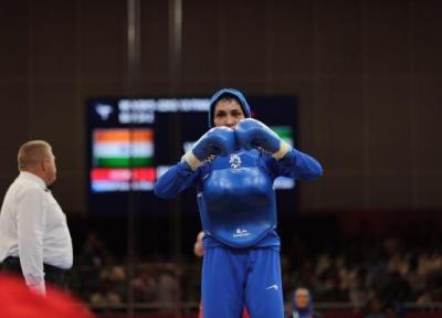 الهه منصوریان به مدال نقره رسید، هفدهمین مدال ایران بدست آمد