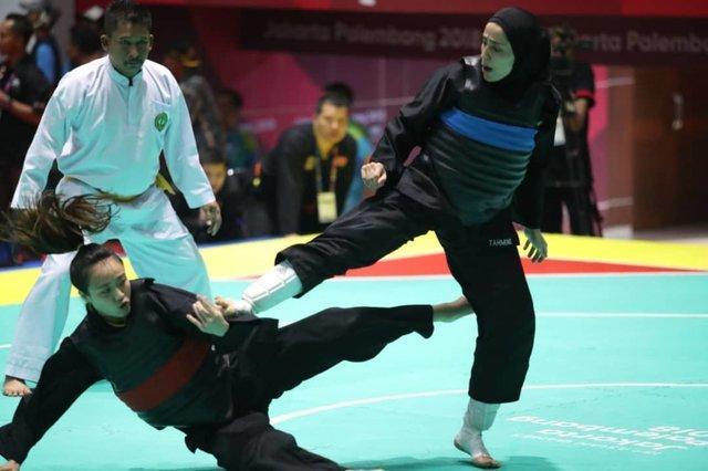 اندونزی امروز چهارمی را از ایران می گیرد؟، شانس 14 طلای میزبان در پنچاک سیلات