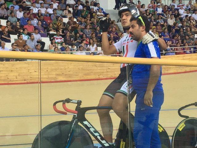 استعفای سرمربی تیم ملی دوچرخه سواری پس از ناکامی رکابزنان سرعتی