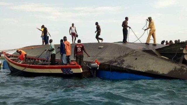 دستور رئیس جمهوری تانزانیا به برخورد با عوامل حادثه دریاچه ویکتوریا