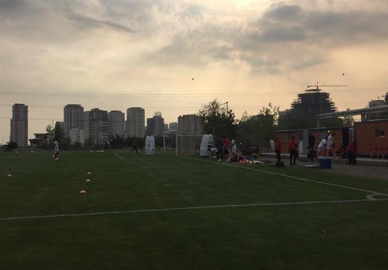 گزارش تمرین تیم ملی، شروع کار ملی پوشان روی چمن، کی روش دیر آمد و زود رفت