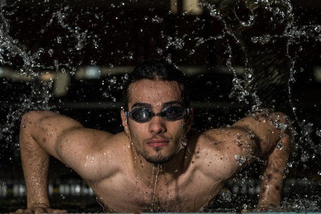 تنها شناگر ایران در المپیک جوانان بیست و هشتم شد