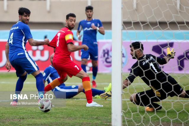 تساوی در داربی خوزستان