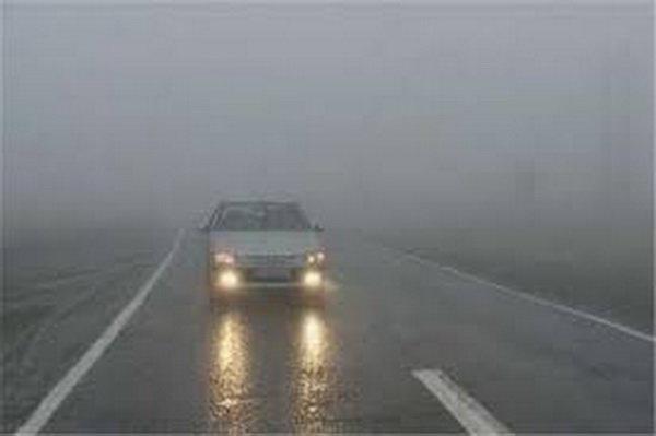 اخطار سازمان هواشناسی درباره مه گرفتگی جاده های کوهستانی