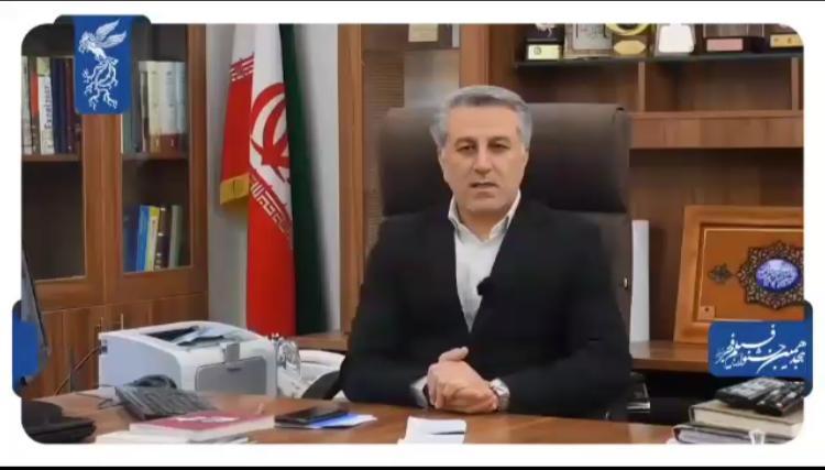 دعوت مدیرکل فرهنگ و ارشاد اسلامی فارس از مردم برای حضور در جشنواره فیلم فجر