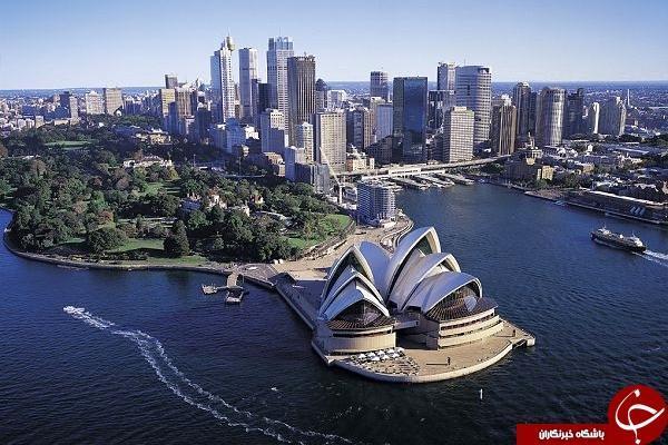 معرفی جاذبه های تفریحی و گردشگری سیدنی