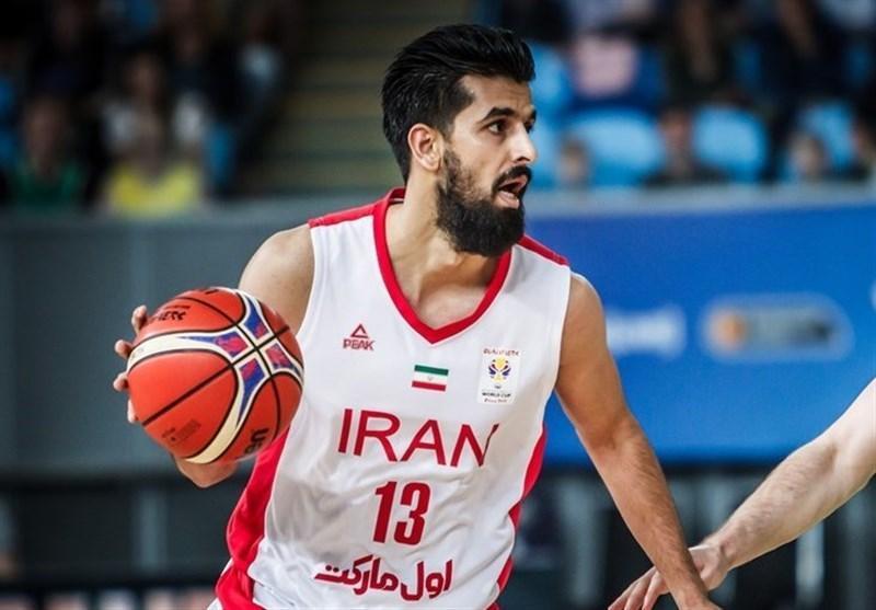بسکتبال انتخابی جام جهانی، شکست یک نیمه ای ایران مقابل ژاپن