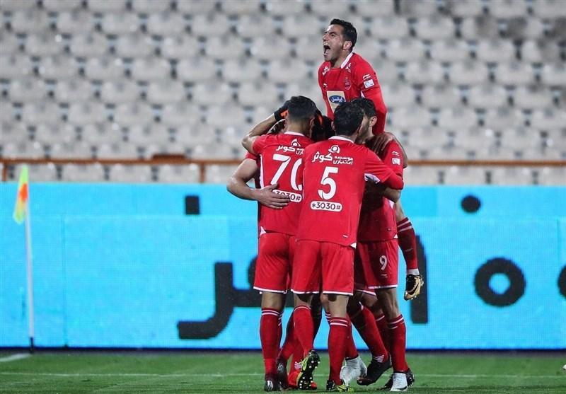 لیگ برتر فوتبال، بازگشت موقت پرسپولیس به صدر با عبور از 40، جشن تولد برانکو با یک گل و 3 تیر