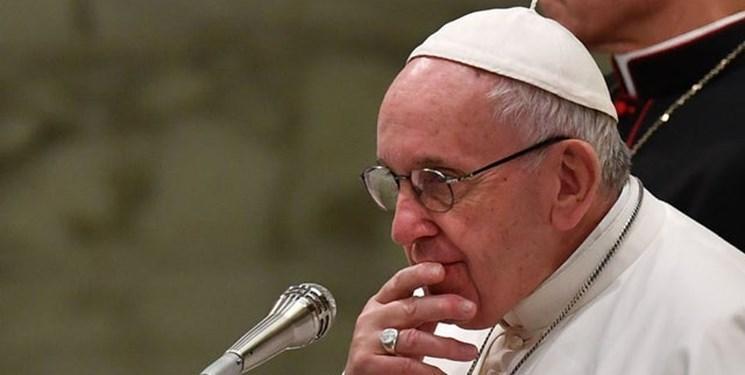 پاپ فرانسیس خشونت های اخیر در آمریکا را محکوم کرد