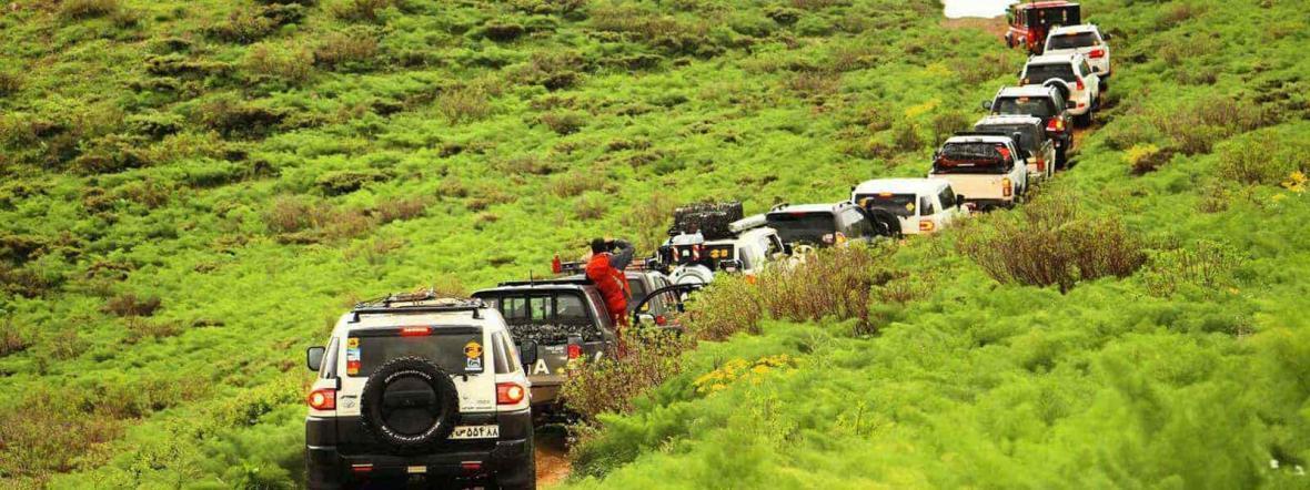 واکنش یکی از برگزارکنندگان رالی جنگل های هیرکانی ، خودروها را مدیریت می کنیم ؛ 90 درصد راستا هم جنگلی نیست