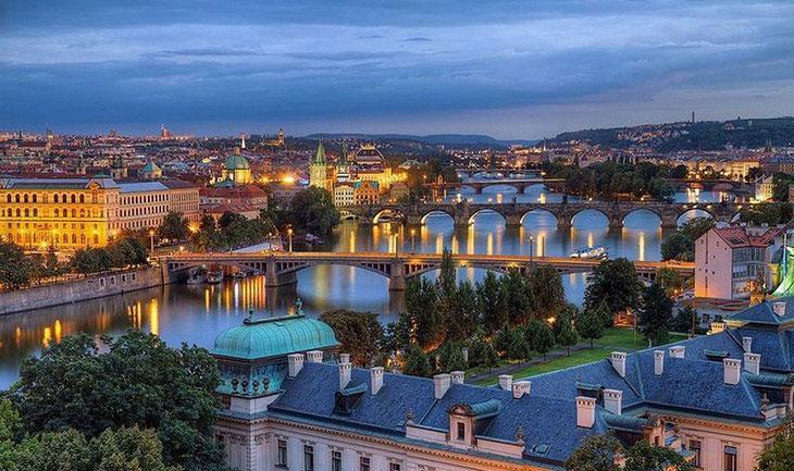شهر زیبای پراگ- جمهوری چک Prague