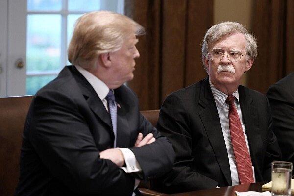 افزایش اختلافات ترامپ-بولتون و کنار رفتن جان از پروژه افغانستان
