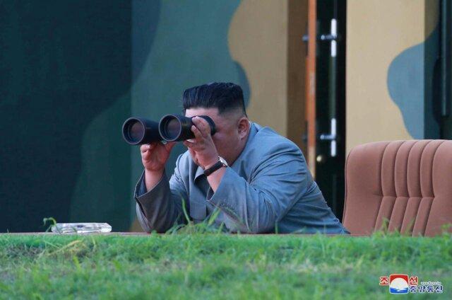 کره شمالی از یک آزمایش موشکی اطلاع داد، اون تسلیحات جدیدتر می خواهد