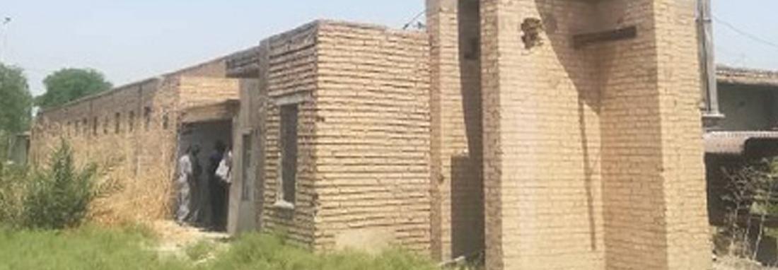 کوشش وزارت نفت برای خروج اشیاء تاریخی حمام زیبا آبادان و انتقال به کرمان ، دادستانی آبادان حکم داد