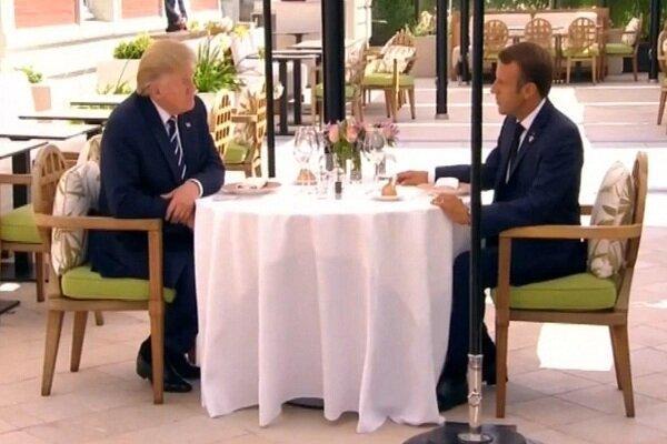 نگرانی ماکرون از تاثیر مناقشات خاورمیانه بر کوشش های فرانسه
