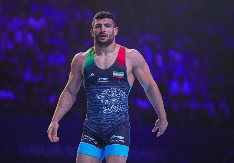 کشتی آزاد قهرمانی جهان، کریمی به مدال نقره دست یافت، کشتی ایران همچنان در حسرت طلا در نورسلطان