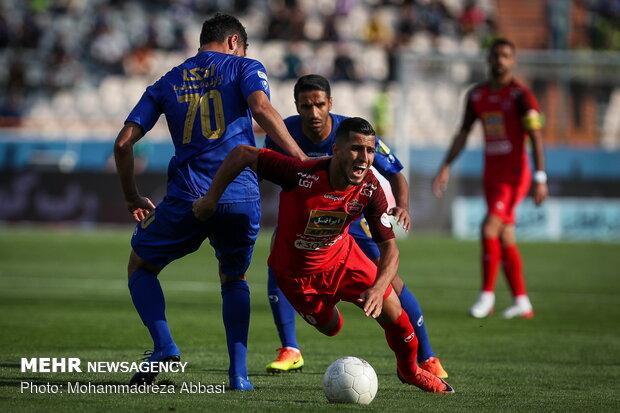 موجودی فوتبال ایران را در دربی دیدیم، مشکل از سرمربیان نبود