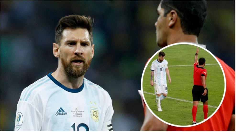 رد فرجام خواهی آرژانتین در خصوص محرومیت مسی
