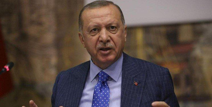 اردوغان مدعی عقب نشینی شبه نظامیان کُرد شد