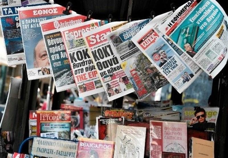 نشریات ترکیه در یک نگاه، باغچلی: آمریکا نامردی کرد، چاووش اوغلو: پیشنهاد آلمان واقع بینانه نیست