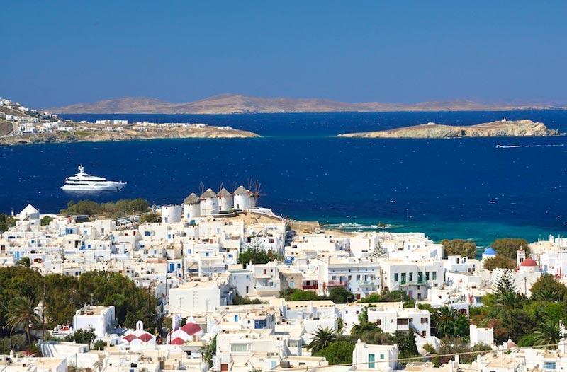 همه چیز درباره یونان کشور جزیره ها