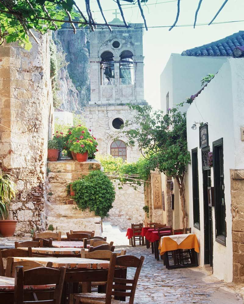 آشنایی با جزیره زیبای هیدرا در یونان