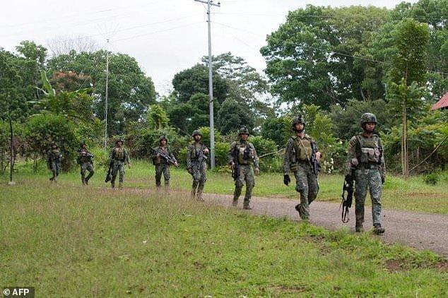 شروع گشت زنی دریایی مشترک اندونزی، مالزی و فیلیپین علیه داعش