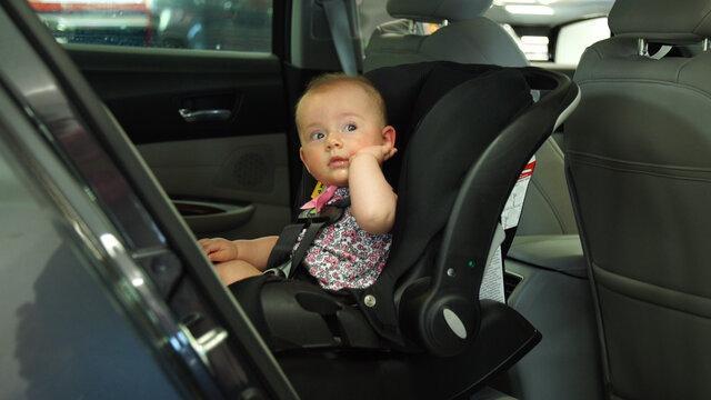 ابداع حسگری برای نجات جان بچه ها جا مانده در خودرو