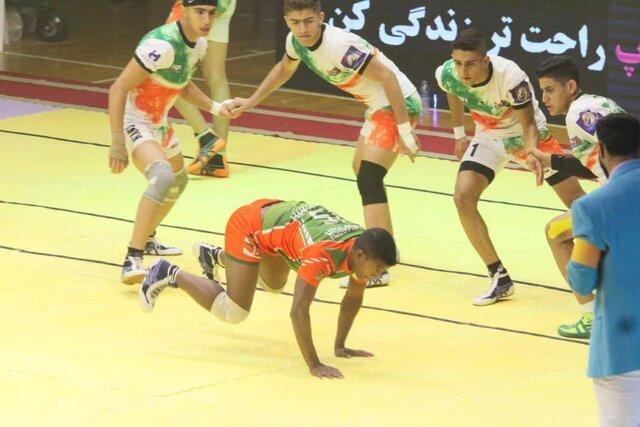 صعود ایران به فینال کبدی جوانان دنیا، مصاف با کنیا برای قهرمانی