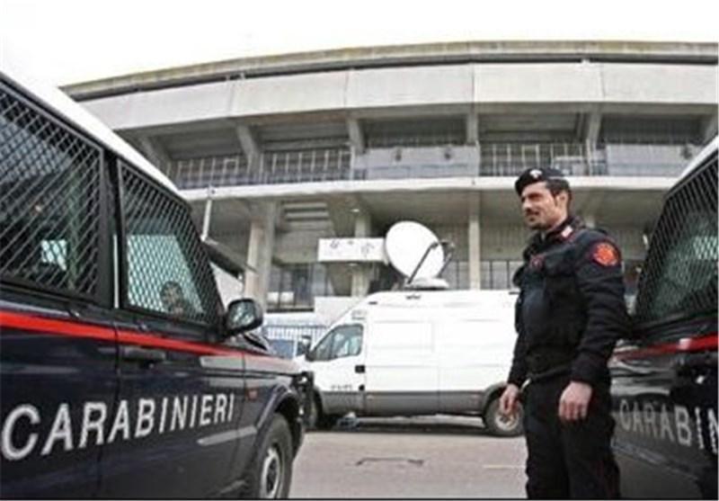 پلیس ایتالیا یک سوری را به اتهام کوشش برای پیوستن به تروریست ها بازداشت کرد