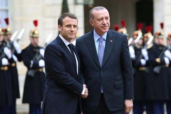 فرانسه: ترکیه از تروریست حمایت می نماید