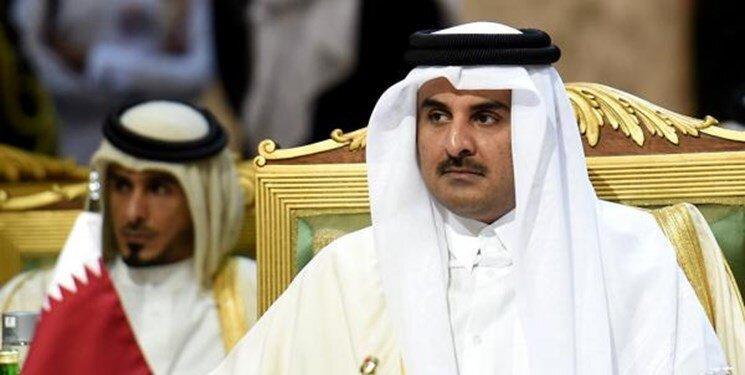 عربستان امیر قطر را دعوت کرد