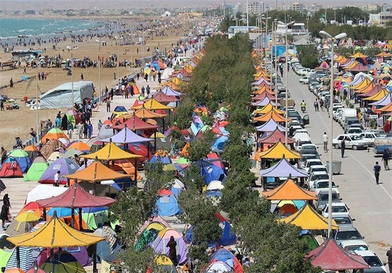 پیش بینی بازدید 4 میلیون گردشگر از جاذبه های گردشگری استان بوشهر