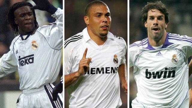 بازیکنان بزرگی که در زمستان رئال مادرید را ترک کردند