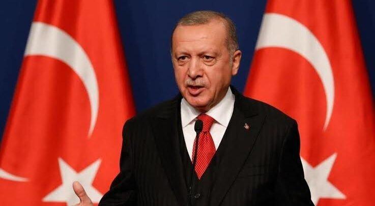 اردوغان حقوقش را وقف مبارزه با کرونا کرد