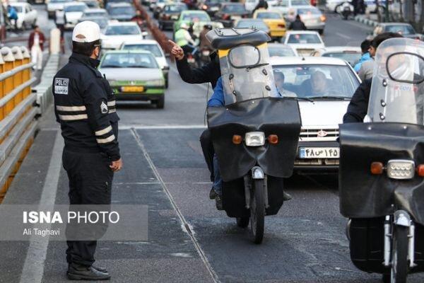377 تصادف موتورسیکلت طی 35 روز در روزهای کرونایی یزد!