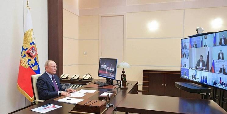 پوتین از بهبودی حال نخست وزیر روسیه اطلاع داد