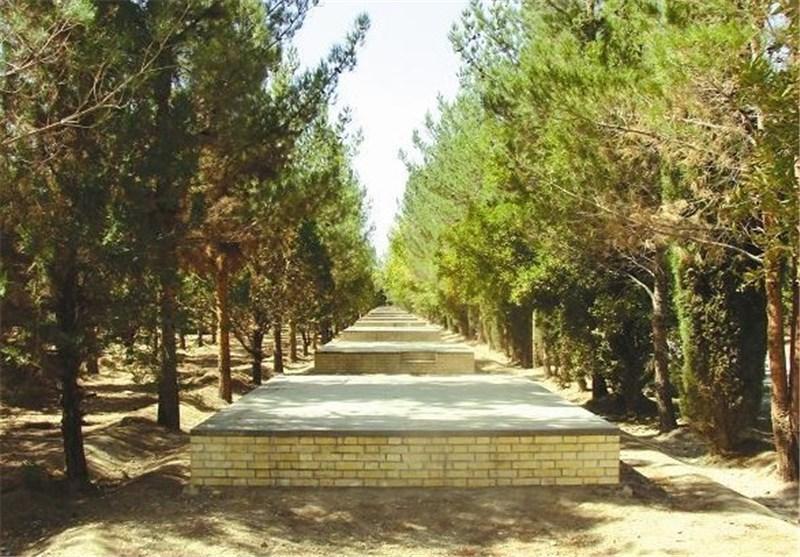 کاشت 20 هکتار درختان مثمر در بوستان صدری قم
