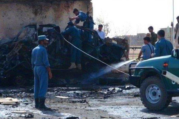 حمله انتحاری در ننگرهار افغانستان 50 کشته و زخمی بر جا گذاشت