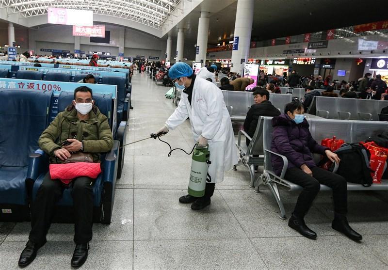 5 مورد جدید ابتلا به ویروس کرونا در چین