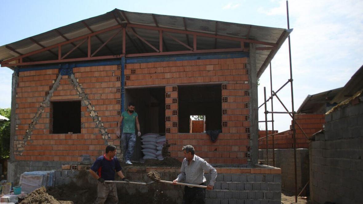 خبرنگاران 76هزار و 940 واحد مسکن روستایی در کشور در حال بازسازی است