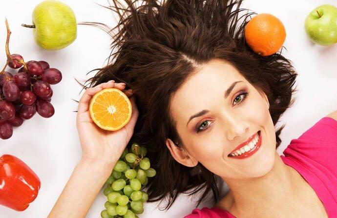 4 میوه ای که رشد مو را افزایش می دهد