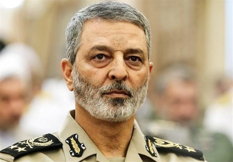 سرلشکر موسوی از گروه واکنش سریع پدافندهوایی تهران بازدید کرد