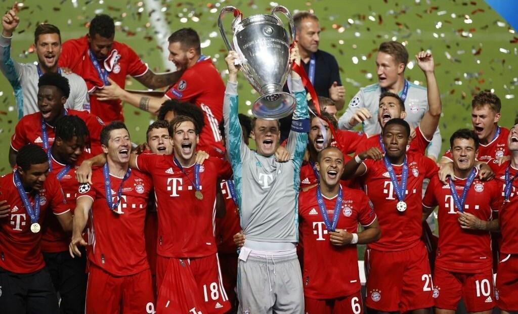 لیگ قهرمانان اروپا، بایرن برای ششمین بار قهرمان شد، پاریسی ها در حسرت جام ماندند