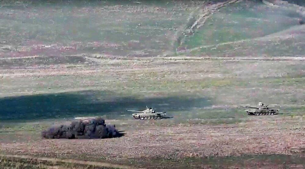 ارمنستان پیشنهاد آتش بس را پذیرفت