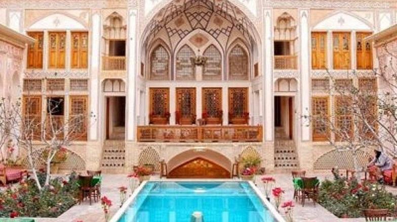 زیباترین خانه های ایران؛ ثبت جهانی برند خانه در یونسکو به نام کاشان