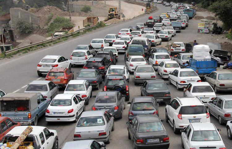 آخرین شرایط محدودیت های ترافیکی در مازندران