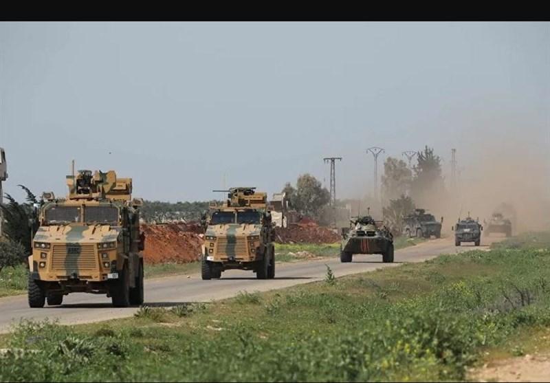 ورود 20 نظامی سعودی به پایگاه الشدادی در حومه الحسکه سوریه