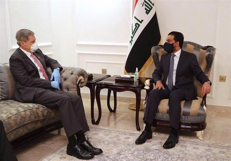 عراق، ملاقات سفیر آمریکا با حلبوسی