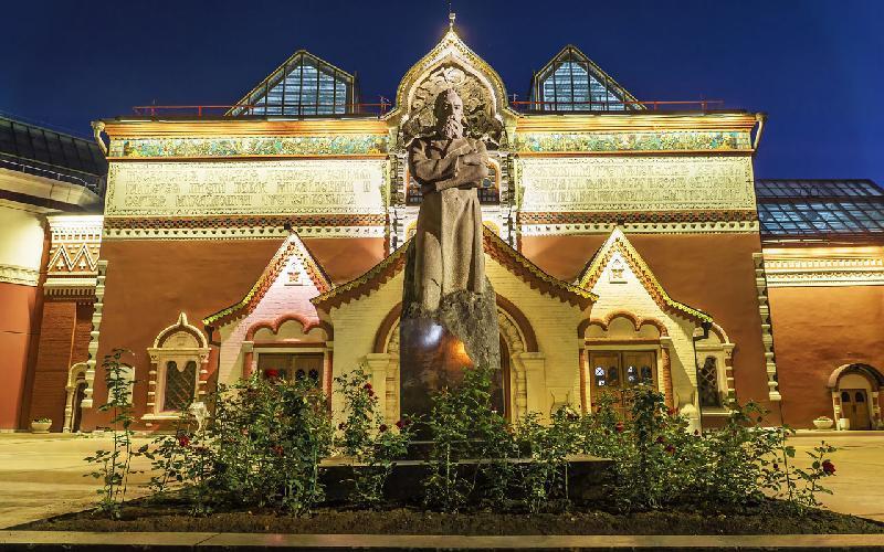 گالری ترتیاکوف؛بهترین مکان برای تماشای تاریخ روسیه